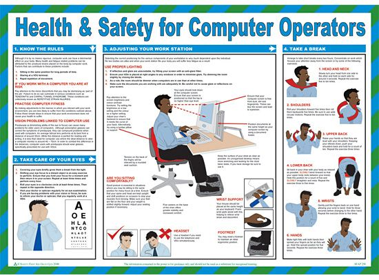 Computer Safety Info