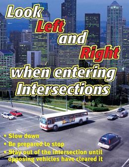 Drive Safely at Junctions LP