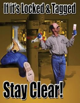 Lock Out Stay Clear
