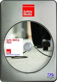 Slips Trips and Falls DVD